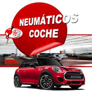 Neumático para coche en Guadalajara