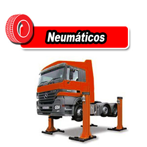 Neumático para tractor en Guadalajara